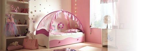 Дитяча кімната дівчинки