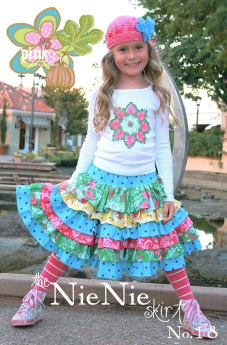 Дитячий одяг в стилі вінтаж