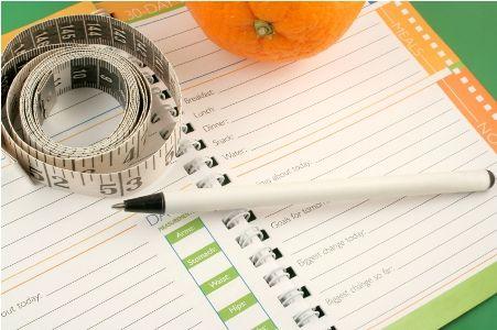 Щоденник схуднення
