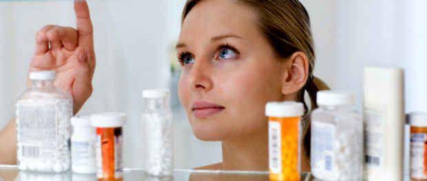 Домашня аптечка або список ліків першої необхідності