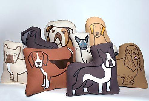 Ідеї для подушок хенд-мейд