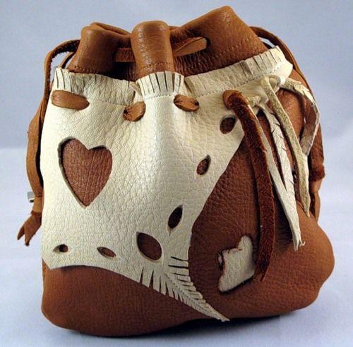 Ідеї сумок своїми руками із замші та шкіри