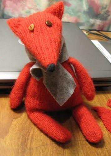 Іграшка з рукавички за 1.5 години - майстер-клас