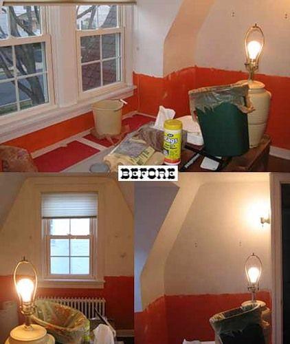 Інтер`єр дитячої кімнати - до і після