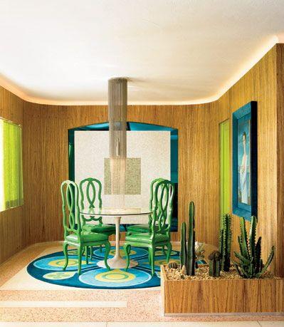 яскравий інтер`єр дизайн декорування кольору