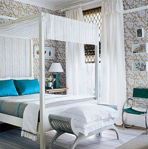 Елегантна спальня