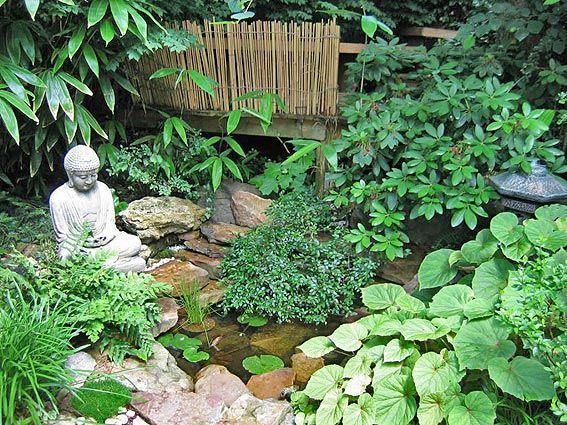 Як самому створити невеликий японський садок