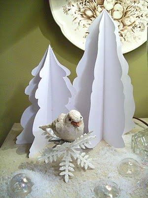 Як зробити новорічну ялинку з паперу своїми руками