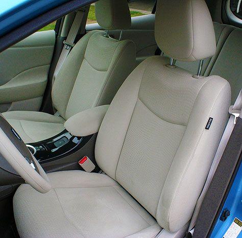 Як зшити чохол на сидіння автомобіля