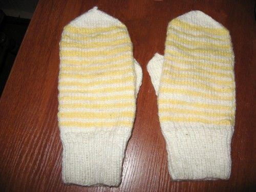 Як прикрасити рукавиці - техніка вишивки бісером