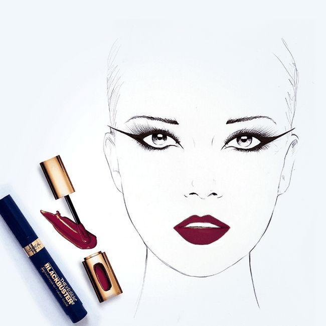 Тенденції краси: цікаві способи застосування косметики