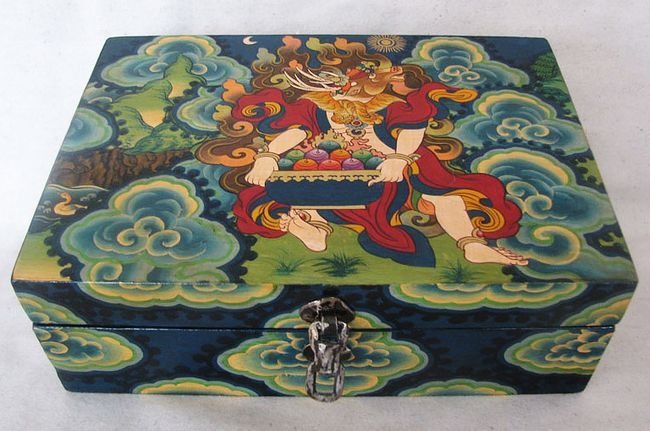 Тибетські малюнки символи і знаки в розпису