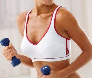 Вправи для м`язів грудей