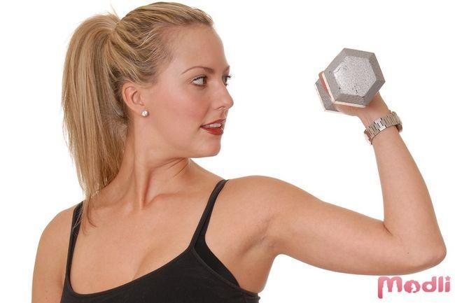 Вправи для рук - комплекс для жінок