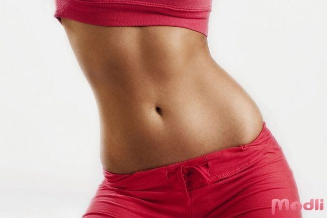 Вправи для талії, живота і боків