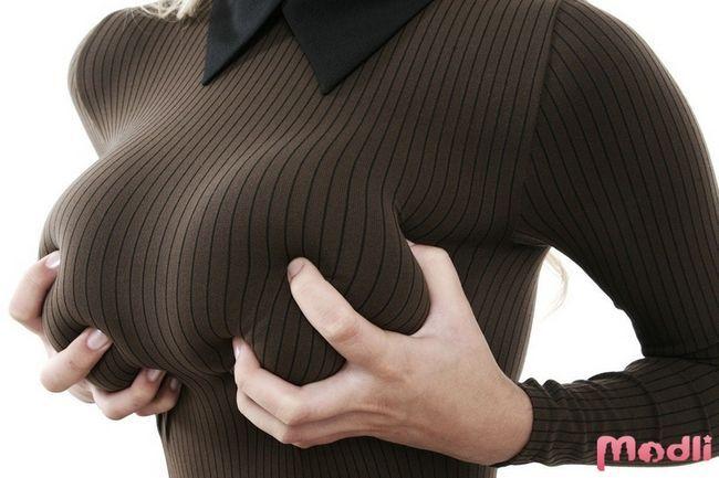 Вправи для збільшення грудей дівчатам